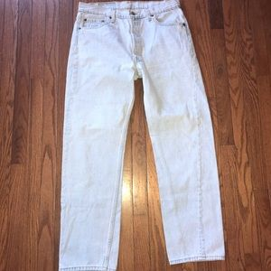 Vintage Made In USA Levi's 501 Jeans Size 36x32